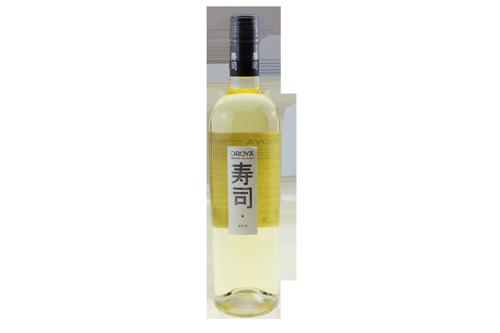 Vin blanc japonais