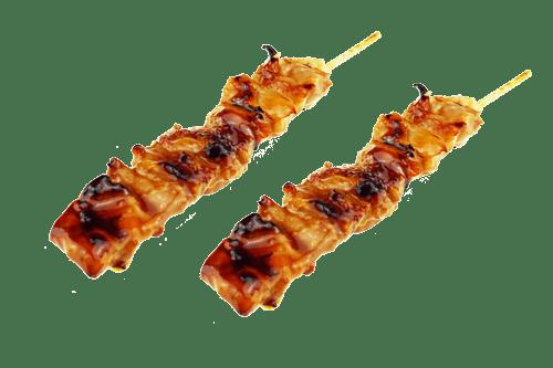 Brochettes poulet