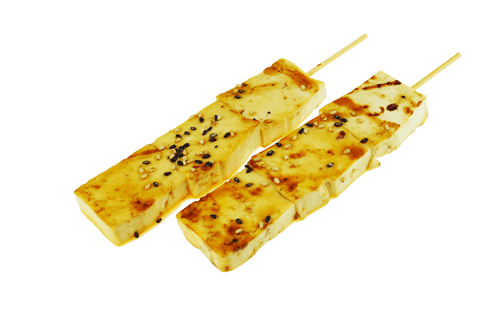 Brochette  tofu
