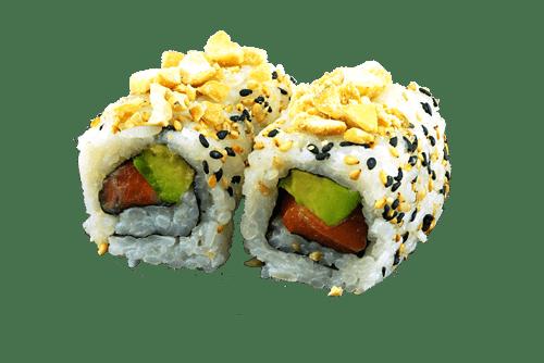 Noix de Cajou saumon avocat