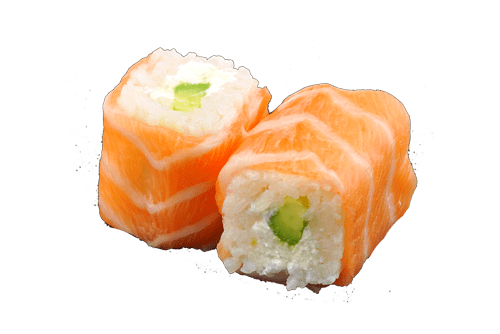 Délice roll avocat fromage