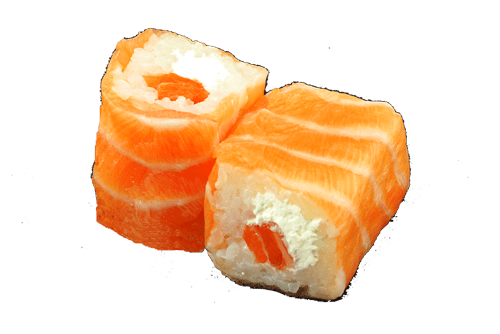 Délice roll saumon fromage
