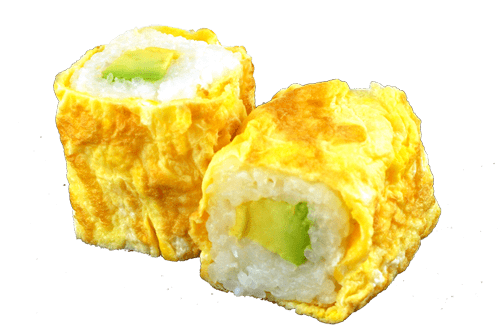 Egg roll avocat