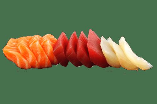 Assortiment de 10 Sashimi