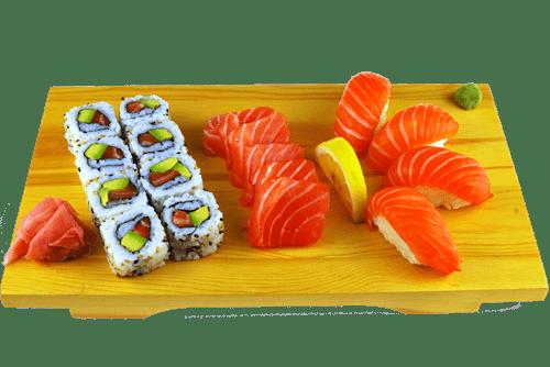 Sashimi, Sushi et California