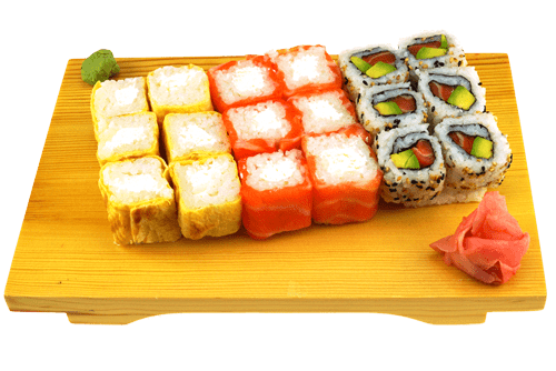 California, Maki et Roll