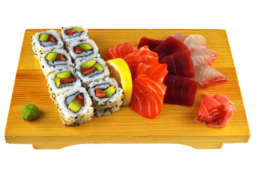 Sashimi et California