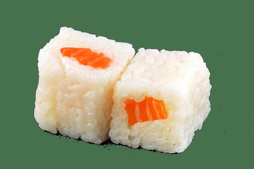 Neige saumon