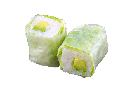 Printemps roll avocat